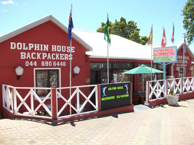 Dolphin House Backpackers Accommodation in Mossel Bay